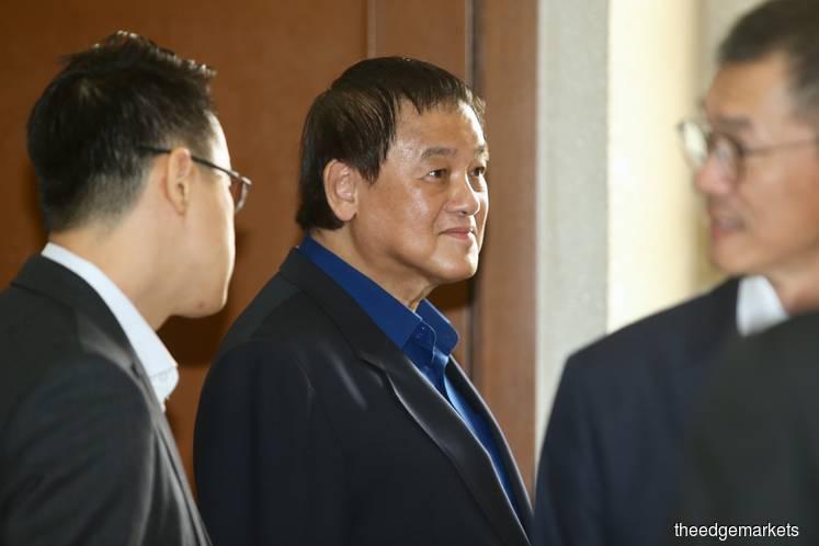 教唆Tengku Adnan收贿 产业发展商罚款150万